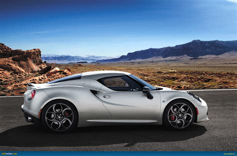 Ausmotivecom Geneva 2018 Alfa Romeo 4c Launch Edition