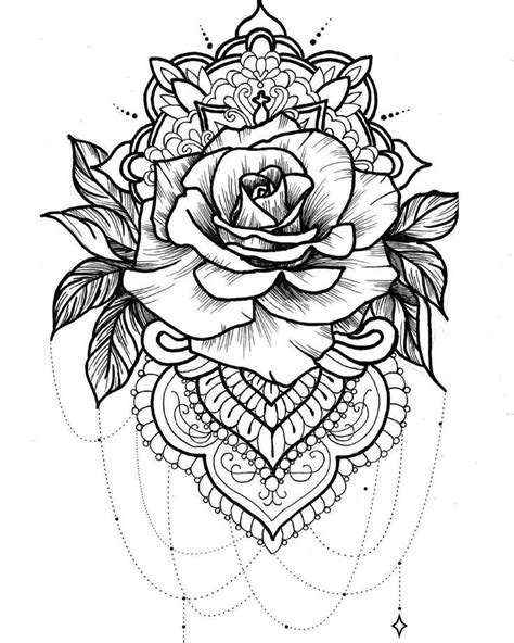 Best 10+ Flower thigh tattoos ideas on Pinterest   Sunflower tattoo thigh, Thigh tattoos and