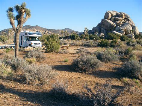 Joshua Tree National Park Indio Ca California Beaches