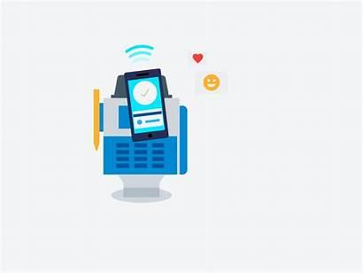 Mobile Wallet App Finance Digital Transformation Money