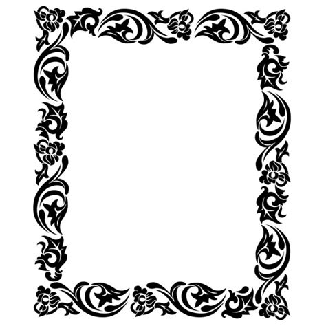cadre photo style baroque stickers cadre baroque 183 184 184 stickers