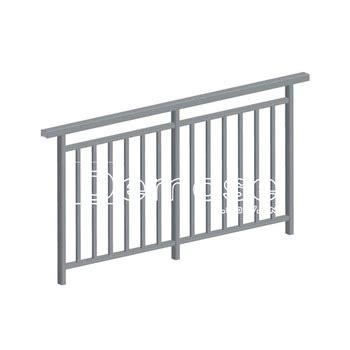 veranda per cer veranda aluminum fencing fence post brackets buy