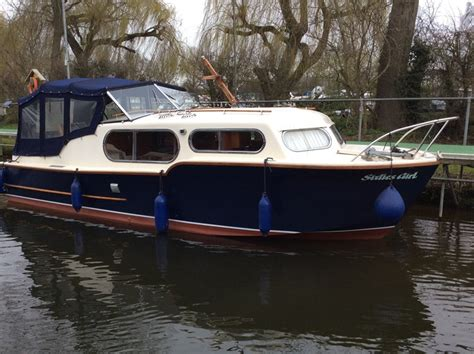 Freeman Boats Uk by Freeman 26 Boat For Sale Quot Sixties Quot At Jones Boatyard