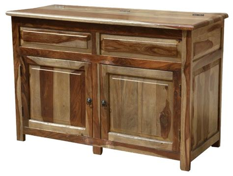 Unique Sideboards by Unique Solid Wood Espresso Storage Cabinet Buffet Rustic