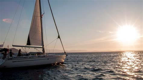 Kos To Santorini By Boat by Sailing Greece Mykonos To Santorini By G Adventures With