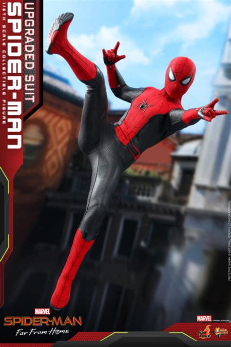 spider man   home  masterpiece figure