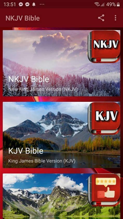 king app nkjv audio bible free app new king version for
