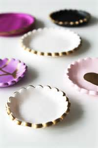 DIY Jewelry Clay Dishes