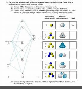 Wiring And Diagram  Diagram Of Water Molecule