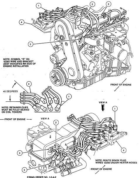 Need Schematic Diagram Showing How The Spark Plug