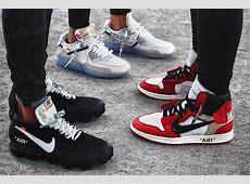 Sådan køber du Nike x OFFWhite