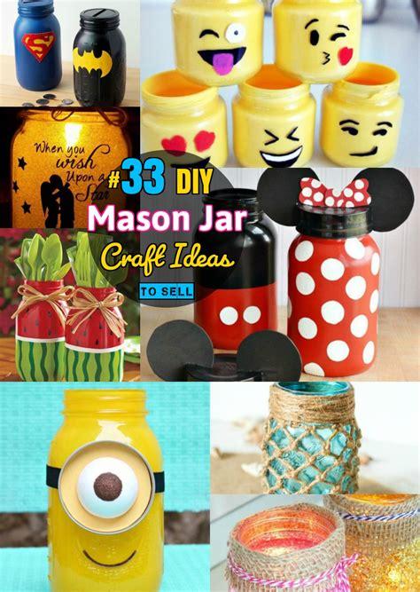 diy mason jar crafts ideas  holiday crafts