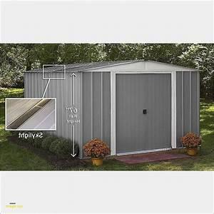 Abri De Jardin Metal 20m2 : abri jardin metal 20m2 domino panda ~ Melissatoandfro.com Idées de Décoration