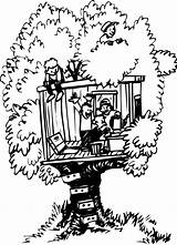 Coloring Tree Magic Pages Treehouse Willy Wonka Factory Chocolate Clipart Charlie Treehouses Getcolorings Printable Houses Clipground Scene Village Piano Getdrawings sketch template