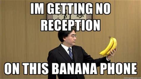 Banana Meme - satoru iwata memes