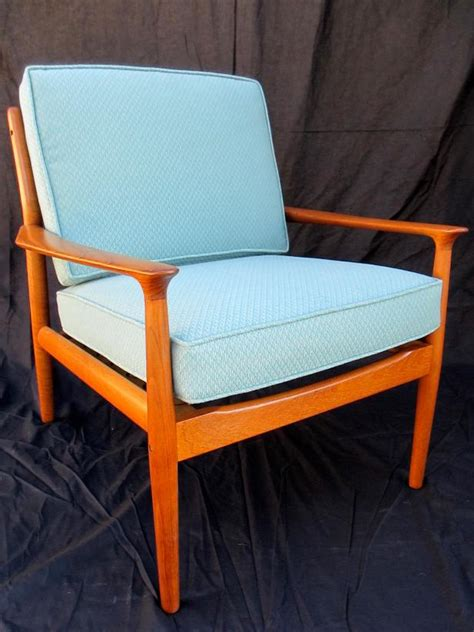 refinish  vintage midcentury modern chair diy