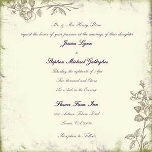 dili39s blog sample of wedding invitation With wedding invitation samples with pictures