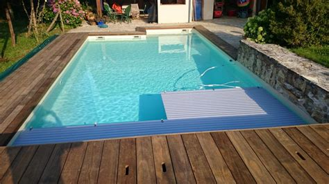 exemple de piscine exterieur am 233 nagement de piscines 224 pau 64