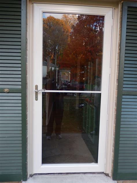 storm doors sunshine contracting