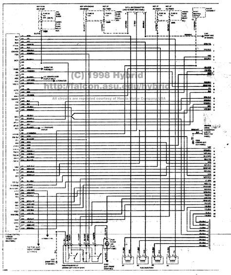 wiring diagram best sle 1997 honda civic wiring