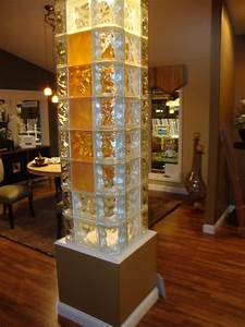 Glass Block Column Innovate Building Solutions Blog