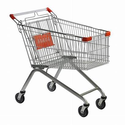 Trolley Shopping Trolleys Seat Wire Supermarket Litre