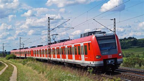 Deutsche Bahn Trains