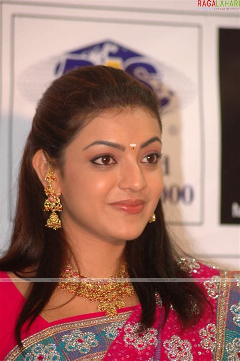 actress kajal big boss kajal shivaji at big c photo gallery