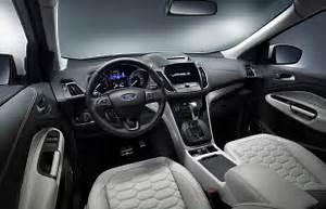 Ford's Kuga Vignale Concept Announces A Select SUV