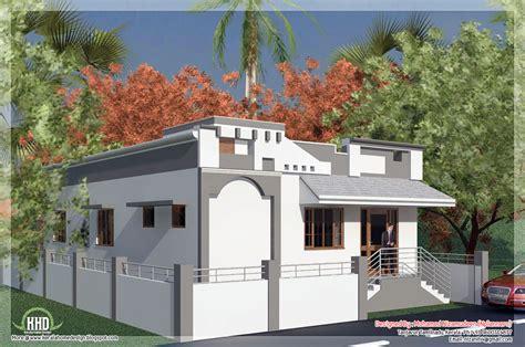 one floor houses tamilnadu style single floor house in 1092 sq