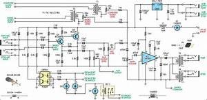 Aviation Intercom Circuit Diagram
