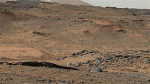 Mars Curiosity Rover Reaches Its Prime Destination: Mount ...