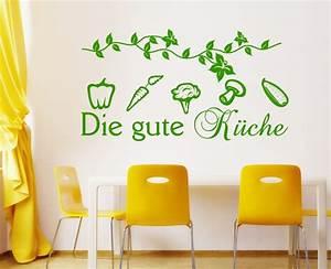 Tattoos Für Die Wand : wandtattoo die gute k che ~ Articles-book.com Haus und Dekorationen