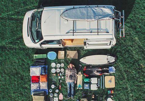 road trip en van comment aménager son véhicule
