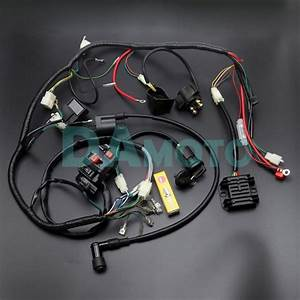 Gn 4610  Complete Wiring Harness Brisbane Free Diagram