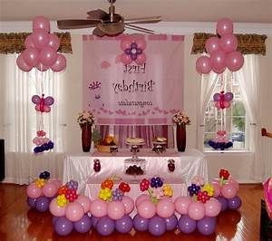 Party decorations at home - Decorating Ideas