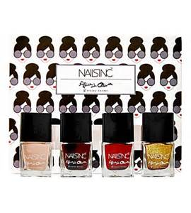 NAILS INC Alice & Olivia Christmas Collection