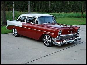 S206 1956 Chevrolet 210 Sedan 383  440 Hp  Automatic Photo
