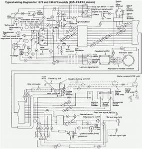 1989 Sportster 1200 Wiring Diagram