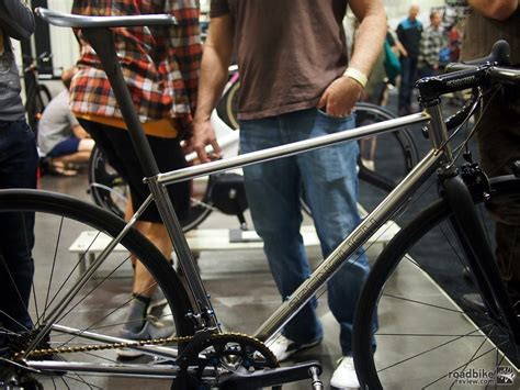 English Cycles 9.9 Lbs Stainless Steel Road