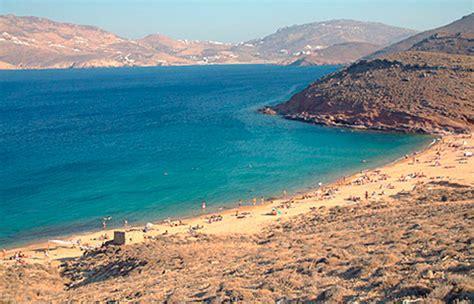Cycladia Swim Agios Sostis Beach