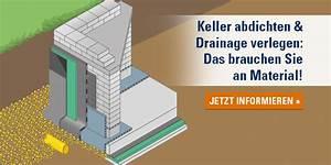 Drainage Legen Wie Tief : keller von innen abdichten keller von innen abdichten mit ~ Lizthompson.info Haus und Dekorationen
