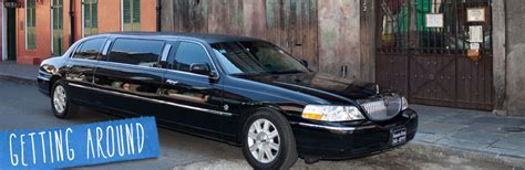 Limo New Orleans by Limousines In New Orleans