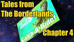 Tales from the Borderlands Gameplay Playthrough Chapter 4 ...