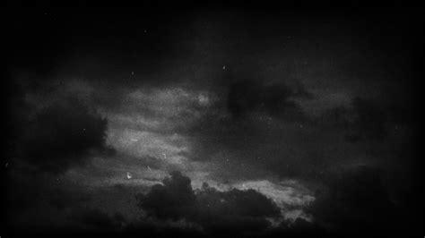 black cloudy sky hd black aesthetic wallpapers hd