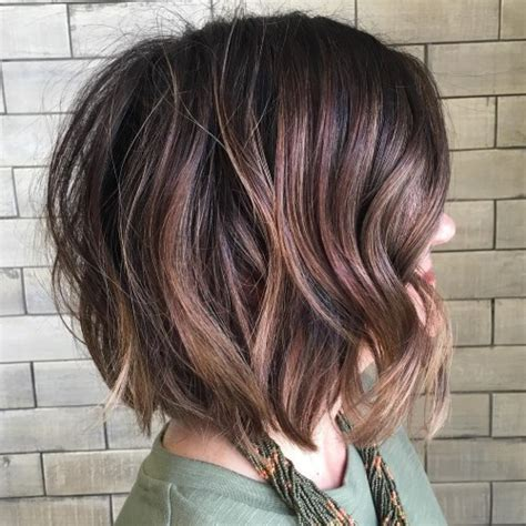 wavy bob hairstyles short medium  long wavy bobs