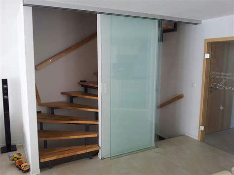 Offenes Treppenhaus Abtrennen by Glasabtrennung F 252 R Ein Treppenhaus Sinsheimer Glas
