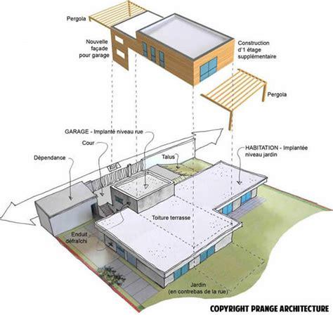 bureau d étude électricité surélévation maison agrandir par surélévation de toiture