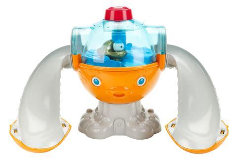 Disney Octonauts Gup Speeders Octopod Launcher By Fisher