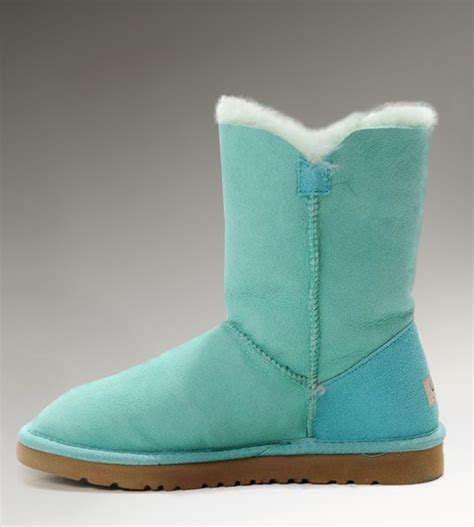 light blue uggs with bows ugg bailey bow light blue